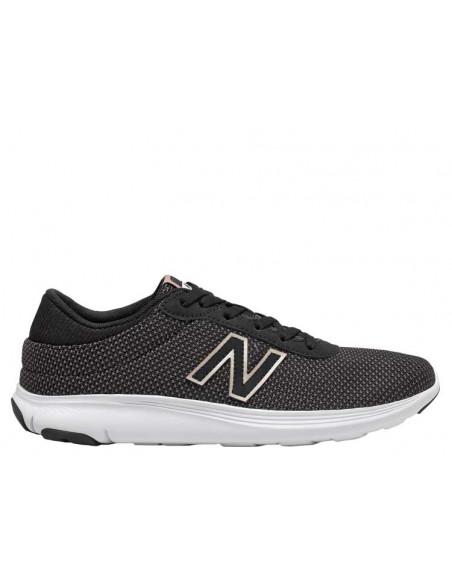 zapatillas new balance mujer negro